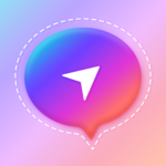 Messenger Prank, Text and Video Chat Communication